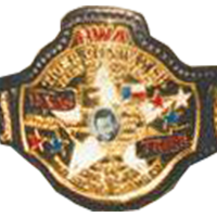 This is most likely a special belt presented to Tiger Conway Sr. and was probably never used for the title defenses.